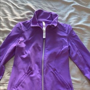 Lululemon Define Jacket, purple size 4